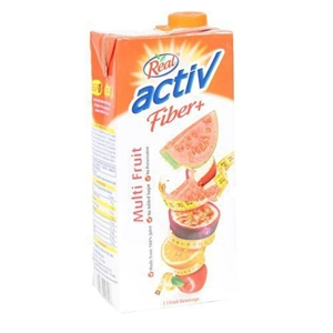 Picture of REAL ACTIV MULTI FRUIT JUICE 1 LT CARTON
