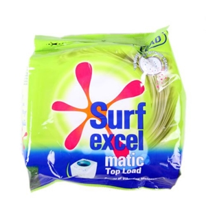 Picture of Surf Excel Matic Top Load Detergent Powder 500 Gm Pouch