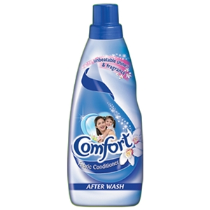 Picture of Comfort Fabric Conditionr After Wash Blue 200 Ml Bottle