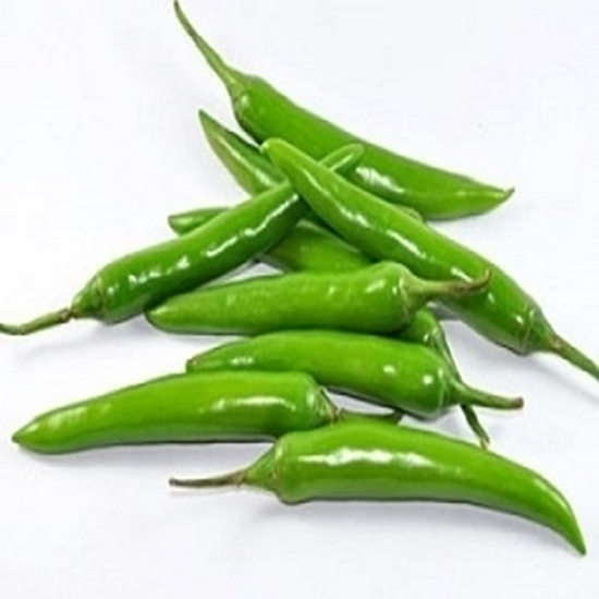 Picture of Green chilli 500g