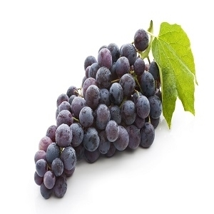 Picture of Black Grapes  500g