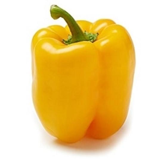 Picture of Capsicum Yellow  500g